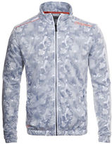 Kappa Water Repellant Camouflage Zip Jacket