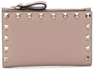 Valentino Rockstud bifold wallet