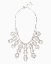 Charming charlie Rays of Radiance Bib Necklace