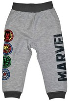 Cherokee Toddler Boys' Avengers Jogger Pants - Heather Gray 12M
