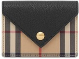 Burberry Vintage Check card case