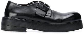 Marsèll platform sole loafers