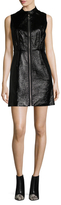 Marc by Marc Jacobs Paneled Crewneck Dress