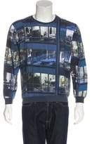 Carven Michael Wolf Sweatshirt