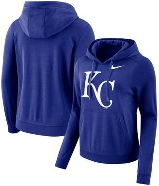 Nike Women's Royal Kansas City Royals Club Hoodie