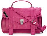 Proenza Schouler PS1+ medium satchel - women - Lamb Skin - One Size