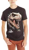 Jurassic Park Men's Jurassic World Tear Through T-Shirt