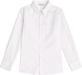 Dolce & Gabbana Kids Classic Cotton Shirt (8-12 Years)