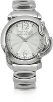 Just Cavalli Eden - Silver Dial Bracelet Watch