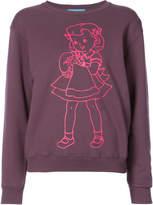 Undercover printed sweatshirt