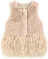MonnaLisa Faux fur vest