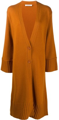 Dorothee Schumacher V-Neck Long Cardigan