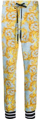 Versace Baroque Print Track Pants