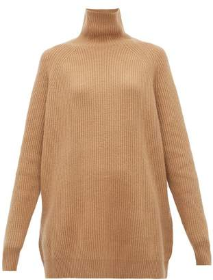 Max Mara Disco Sweater - Womens - Camel