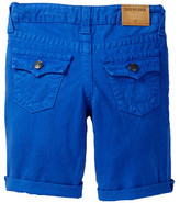 True Religion Ricky Roll Up Short (Toddler & Little Boys)