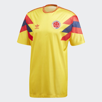 adidas Colombia 1990 World Cup Jersey