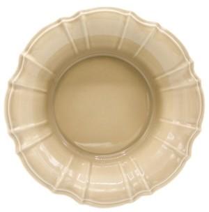 Chloé Euro Ceramica Taupe Salad Bowl