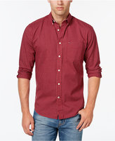 Tommy Hilfiger Men's Steinbeck Button-Down Check Shirt