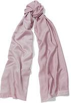 Ralph Lauren RL Silk-Wool Scarf