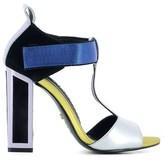 Kat Maconie Women's Multicolor Leather Heels.