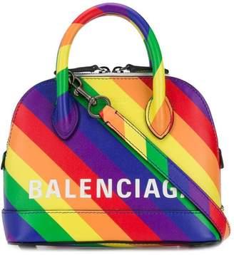 Balenciaga Ville top handle XXS tote