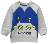 Gymboree Robot Pullover