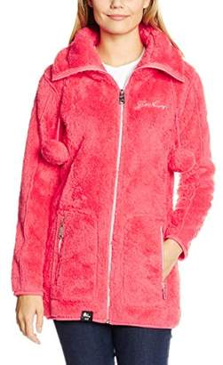 Geographical Norway Uniquelo Fleece Jacket - Pink - Small
