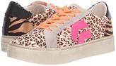 Dolce Vita Yvett (Leopard Multi Haircalf) Women's Shoes