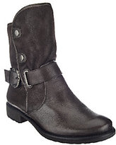 Bare Traps BareTraps Suede & Leather Water Repellent Ankle Boots - Select
