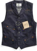 Ralph Lauren Limited-Edition Denim Vest