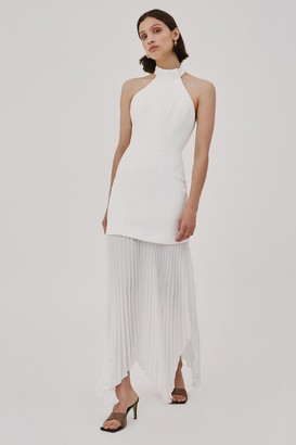 C/Meo CONSTRUCT GOWN Ivory