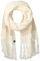 Tommy Hilfiger Chunky Beaded Border Scarf