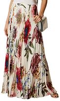 Karen Millen Botanical Bloom Maxi Skirt, Multi