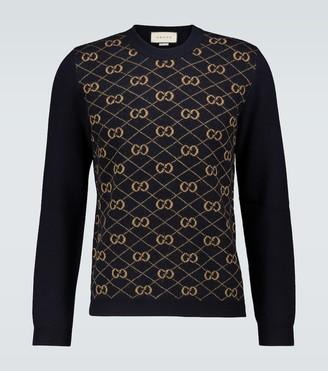 Gucci GG crewneck sweater