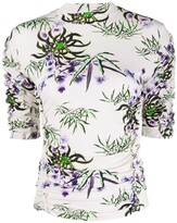 Kenzo Sea Lily stretch-fit T-shirt