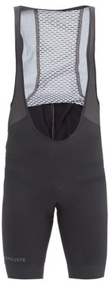 Café Du Cycliste Marinette Bib Shorts - Dark Grey