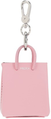 Medea Mini Leather Bag Key Holder