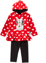 Children's Apparel Network Minnie Mouse Hoodie & Pants Set - Toddler