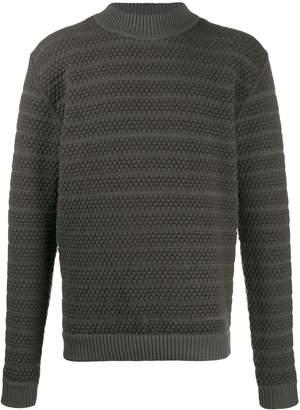 S.N.S. Herning heavy spot knit jumper