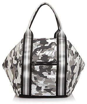 Think Royln Metallic Camo Bowling Bag