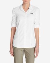 Eddie Bauer Women's Ahi Long-Sleeve Shirt