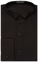 Christian Dior Wing Collar Tuxedo Shirt