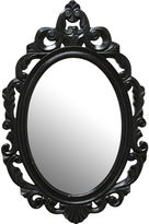 Asstd National Brand Stratton Home Dcor Black Baroque Mirror