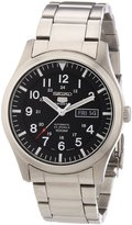Seiko Men's 5 Automatic SNZG13K Stainless-Steel Automatic Watch