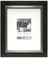 Threshold Frame with Antique Silver Inner