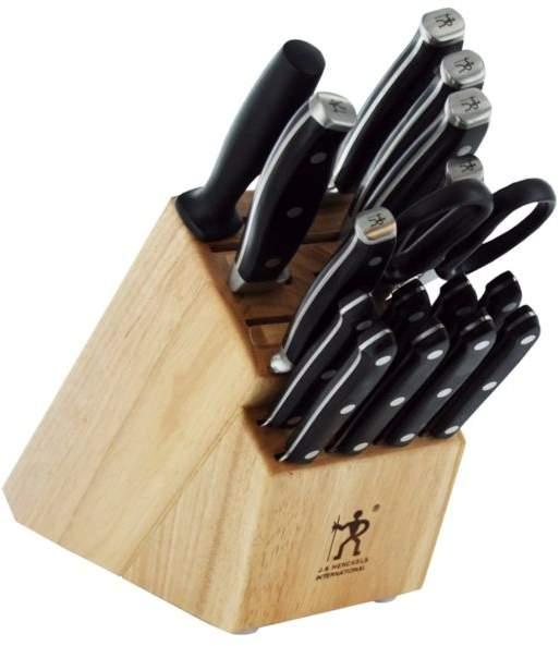 Zwilling J.A. Henckels J.A. International Forged Premio 17-Piece Cutlery Set
