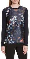 Ted Baker Women's Khlo Kyoto Gardens Jacquard Sweater