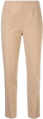 Paule Ka Straight-Leg Tailored Trousers