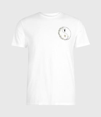 AllSaints Daisy Chain Crew T-Shirt