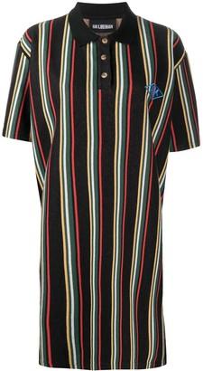 Han Kjobenhavn Striped Polo Dress